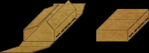 One-Piece-Folder